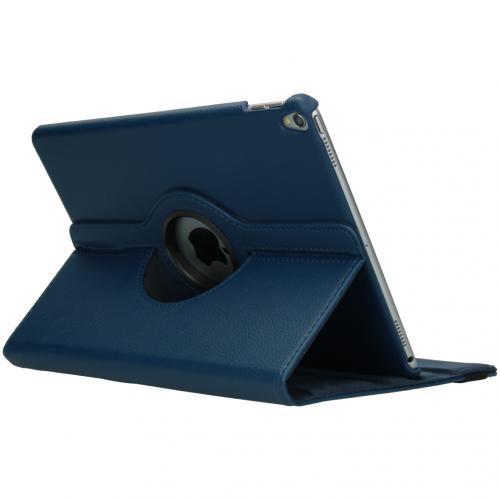 360° draaibare Bookcase voor de iPad Air 10.5 / Pro 10.5 - Donkerblauw