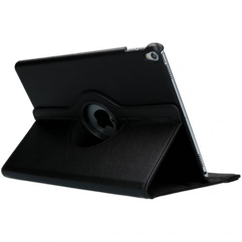 360° draaibare Bookcase voor de iPad Air 10.5 / Pro 10.5 - Zwart