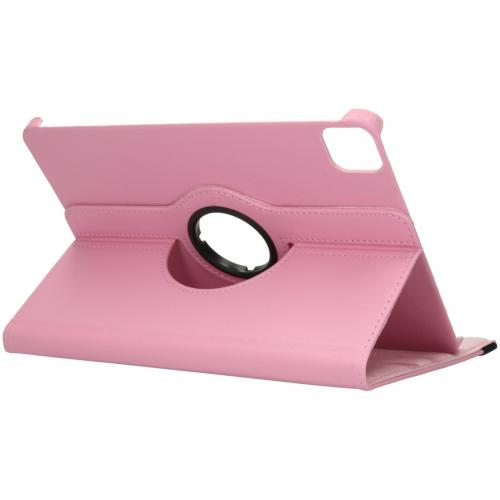 360° draaibare Bookcase voor de iPad Pro 11 (2020) - Roze