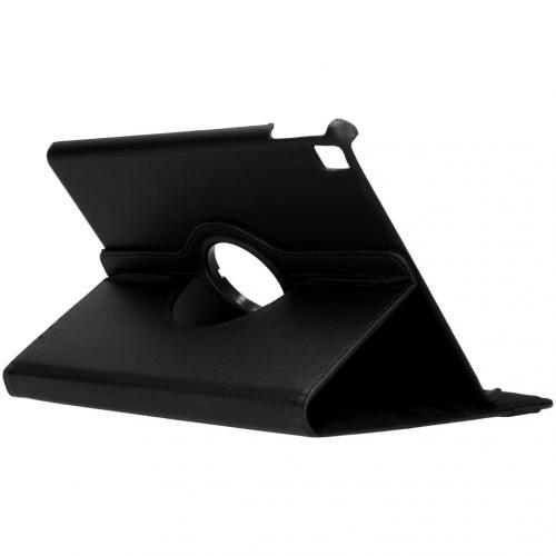 360° draaibare Bookcase voor de iPad Pro 9.7 - Zwart