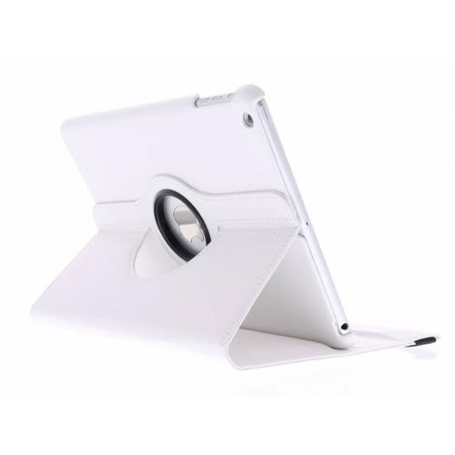 360° Draaibare Bookcase voor iPad Air - Wit