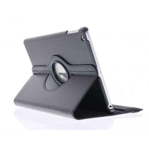 360° Draaibare Bookcase voor iPad Air - Zwart