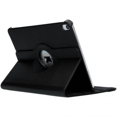 360° Draaibare Bookcase voor iPad Pro 11 - Zwart
