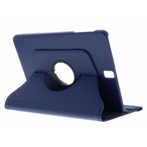 360° Draaibare Bookcase voor Samsung Galaxy Tab S3 9.7 - Blauw
