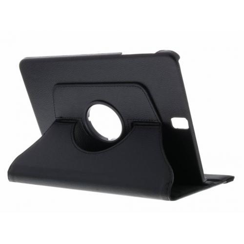 360° Draaibare Bookcase voor Samsung Galaxy Tab S3 9.7 - Zwart