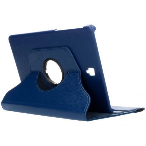 360° Draaibare Bookcase voor Samsung Galaxy Tab S4 10.5 - Blauw