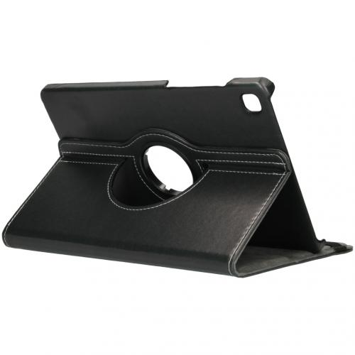 360° Draaibare Design Bookcase voor de Galaxy Tab S6 Lite - Fuck Off