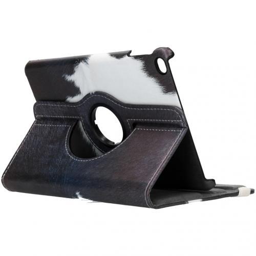 360° Draaibare Design Bookcase voor de iPad mini (2019) - Koe