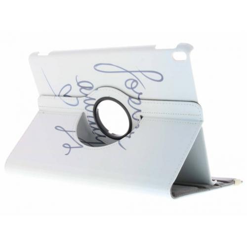 360° Draaibare Design Bookcase voor iPad Pro 10.5