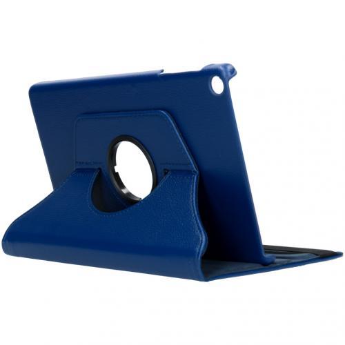 360° draaibare hoes voor de Samsung Galaxy Tab A 10.1 (2019) - Donkerblauw