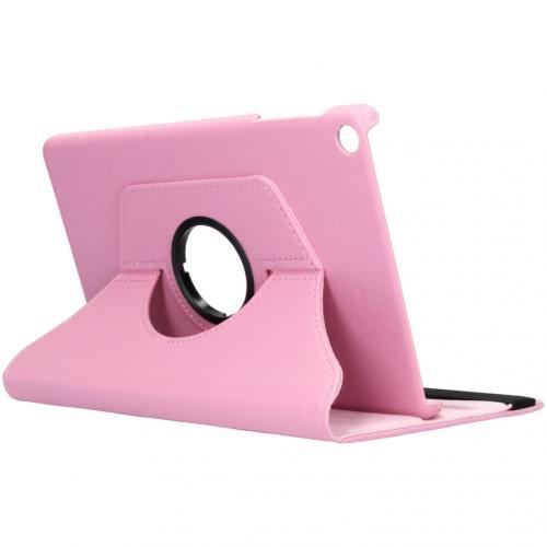 360° draaibare hoes voor de Samsung Galaxy Tab A 10.1 (2019) - Roze