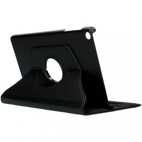 360° draaibare hoes voor de Samsung Galaxy Tab A 10.1 (2019) - Zwart