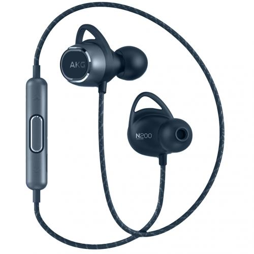 AKG N200 Wireless In-Ear Headphones - Blauw