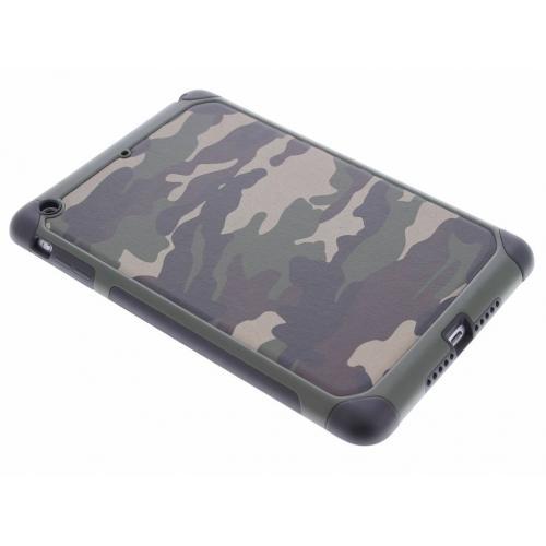 Army Defender Bookcase voor iPad Mini / 2 / 3 - Groen