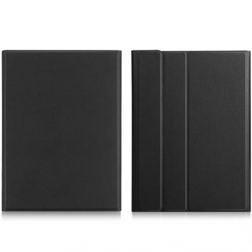 Bluetooth Keyboard Bookcase voor de Samsung Galaxy Tab A 8.0 (2019) - Zwart