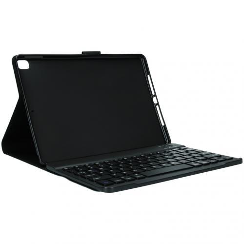 Bluetooth Keyboard Bookcase voor iPad 10.2 (2019) - Zwart