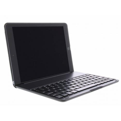 Bluetooth Keyboard Bookcase voor iPad (2017) / (2018) / Air - Zwart