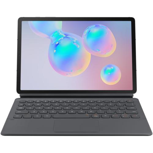 Book Cover Keyboard voor Samsung Galaxy Tab S6 - Grijs