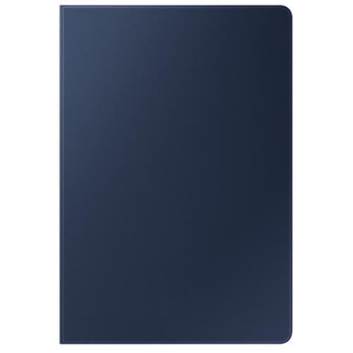 Book Cover voor de Samsung Galaxy Tab S7 Plus - Denim Blue