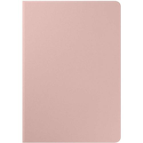 Book Cover voor de Samsung Galaxy Tab S7 Plus - Roze