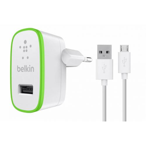Boost↑Up Home Charger 2,4A + Micro-USB naar USB-kabel