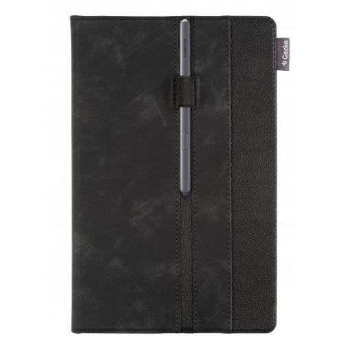 Business Bookcase voor de Samsung Galaxy Tab A7 - Zwart