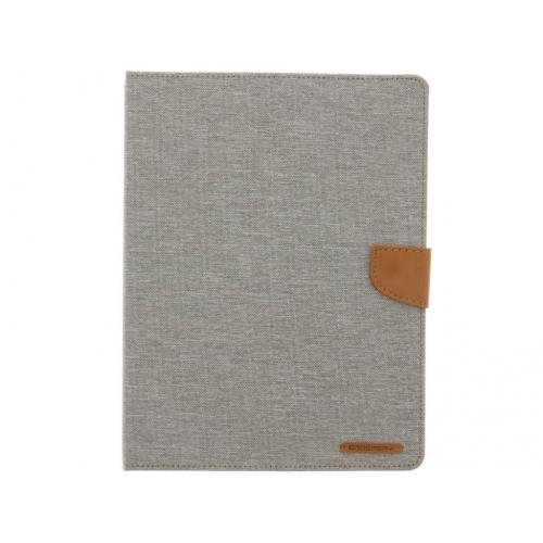 Canvas Diary Booktype voor iPad 2 / 3 / 4 - Grijs
