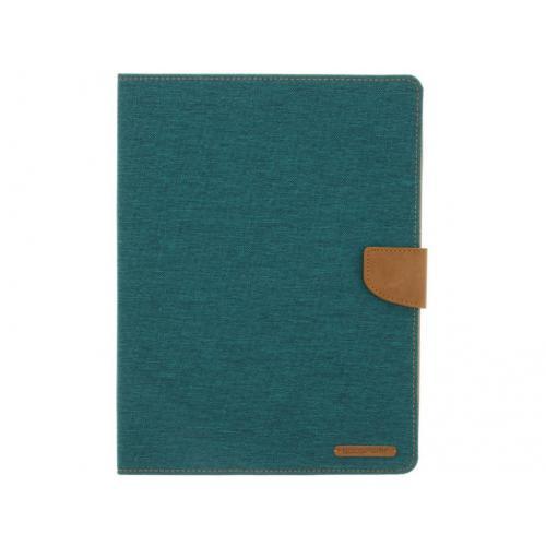 Canvas Diary Booktype voor iPad 2 / 3 / 4 - Groen
