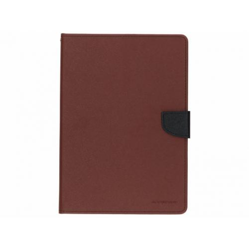 Canvas Diary Booktype voor iPad Air 2 - Bruin