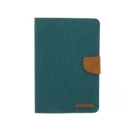 Canvas Diary Booktype voor iPad Mini / 2 / 3 - Groen