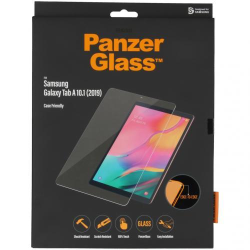 Case Friendly Screenprotector voor de Samsung Galaxy Tab A 10.1 (2019)