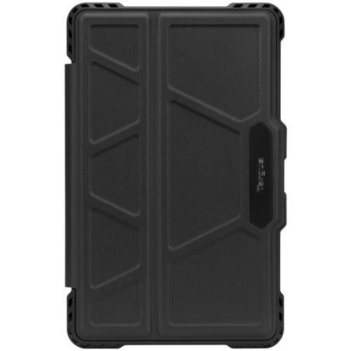Click-in Bookcase voor de Samsung Galaxy Tab A 10.1 (2019) - Zwart