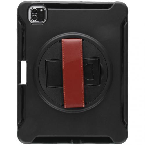 Defender Backcover met strap voor de iPad Pro 11 (2020) - Zwart