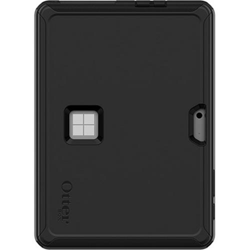 Defender Rugged Backcover voor de Microsoft Surface Go / Go 2 - Zwart
