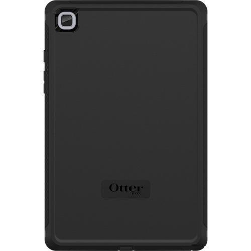 Defender Rugged Backcover voor de Samsung Galaxy Tab A7 - Zwart