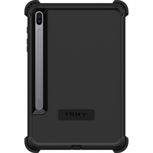 Defender Rugged Backcover voor de Samsung Galaxy Tab S6 - Zwart