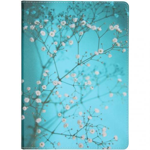 Design Bookcase voor de iPad 10.2 - Bloesem