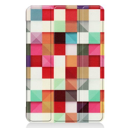Design Hardcase Bookcase voor de iPad mini (2019) / iPad Mini 4 - Kleurtjes