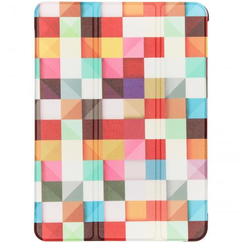 Design Hardcase Bookcase voor de iPad Pro 11 - Kleurtjes