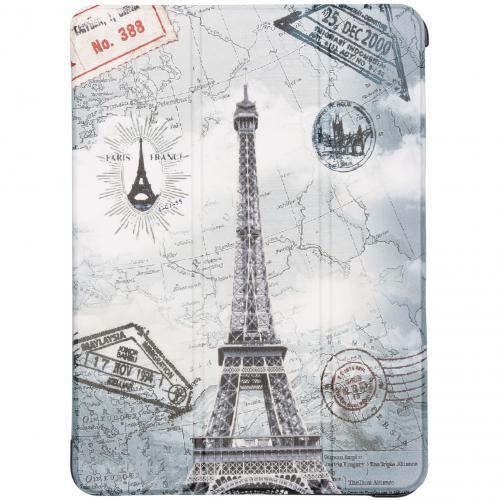 Design Hardcase Bookcase voor de iPad Pro 11 - Parijs