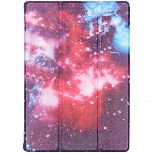 Design Hardcase Bookcase voor de Lenovo Tab M10 - Space
