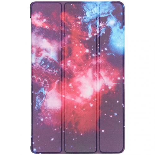 Design Hardcase Bookcase voor de Samsung Galaxy Tab A 10.1 (2019) - Space