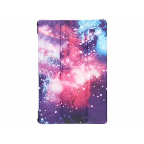 Design Hardcase Bookcase voor Huawei MediaPad M5 (Pro) 10.8 inch - Space