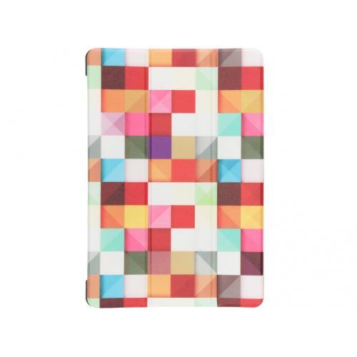 Design Hardcase Bookcase voor Huawei MediaPad T5 10.1 inch - Kleurtjes