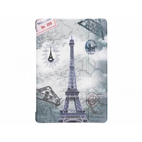 Design Hardcase Bookcase voor Huawei MediaPad T5 10.1 inch - Parijs