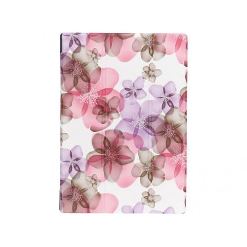 Design Hardcase Bookcase voor Lenovo Tab 4 10 inch - Bloemen