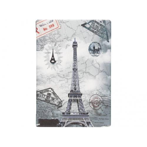 Design Hardcase Bookcase voor Lenovo Tab 4 10 inch - Parijs
