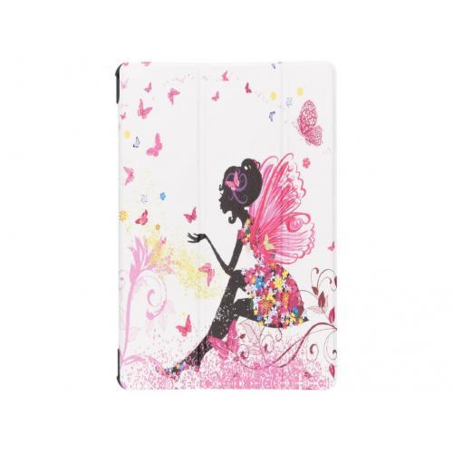 Design Hardcase Bookcase voor Samsung Galaxy Tab S4 10.5 - Fee