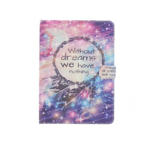 Design Softcase Bookcase voor iPad Air 2 - Without Dreams
