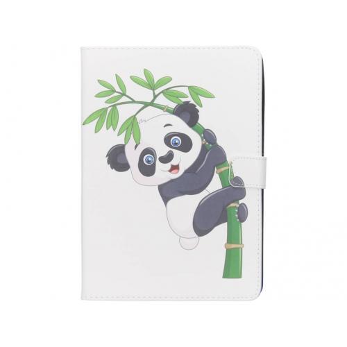 Design Softcase Bookcase voor iPad Air - Panda